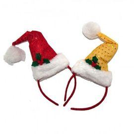 Шляпка на ободке Санта, фото 1