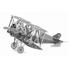"""Металлический конструктор """"Fokker"""" 1 пластина, фото 1"""