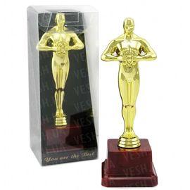 Статуэтка Оскар подарочная 19 см, фото 1