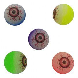 Мячик попрыгунчик 32мм Глазки, фото 1
