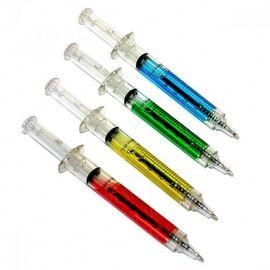 Ручка Шприц желтая, фото 1