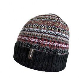 Водонепроницаемая шапка DexShell Beanie Fair Isle DH362BH, фото 1